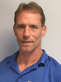 Todd Ullrich, Parts Manager/Phone Support